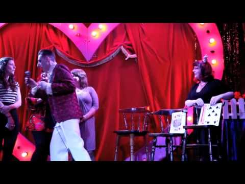"""Holy Fuck!"": How The Double R Club Found Out They Had Won A London Cabaret Award"
