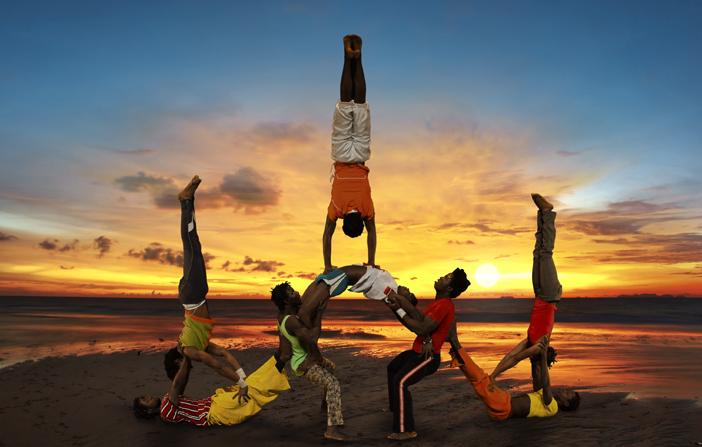 Cirque Mandingue: Foté Foré