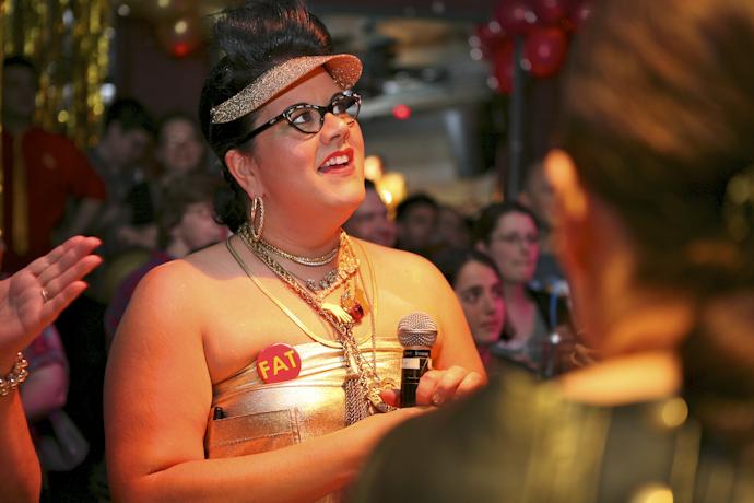 In Pictures: Burger Queen 2012 Final