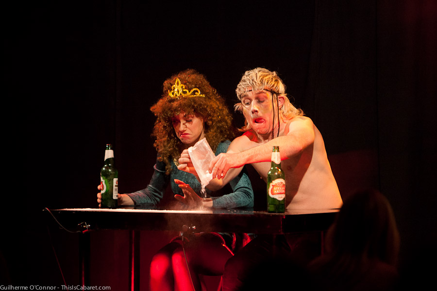 Review: Boom Boom Club: the Dinner Show