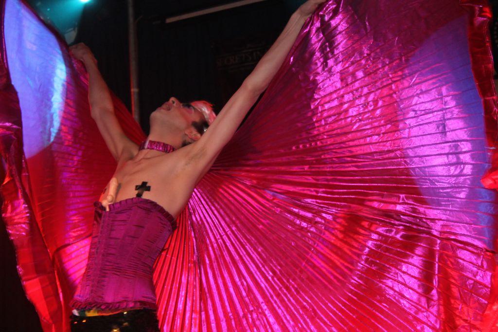 World Burlesque Games 2012 - Mister Mistress