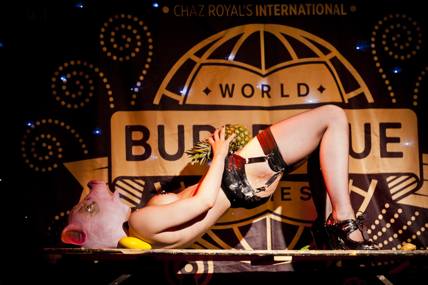 In Pictures: World Burlesque Games: Twisted Crown