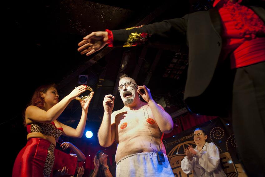 The Week in Cabaret: Burlesque Bonanza