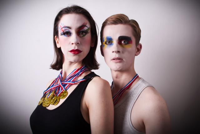 Cabaret Meets the Olympics