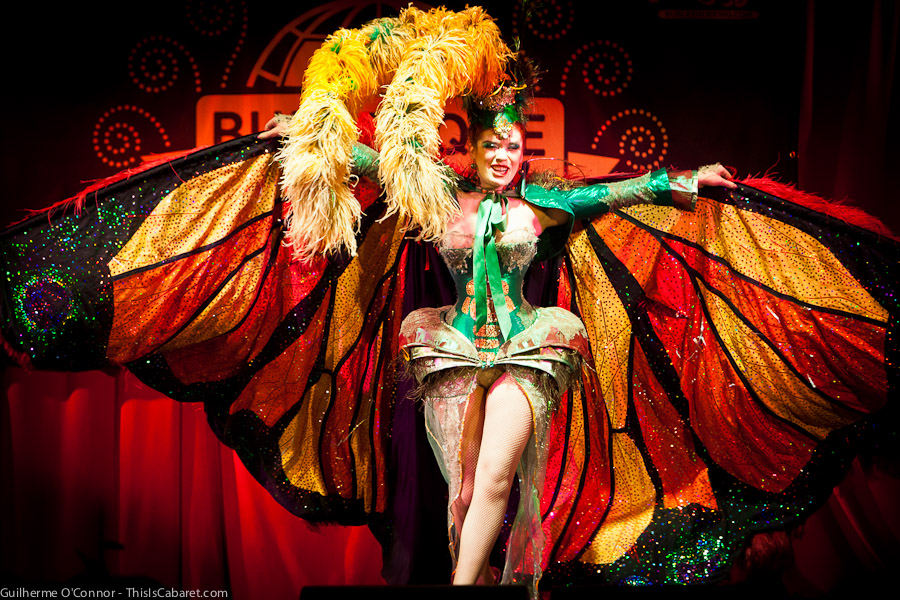 Review: World Burlesque Games: World Female Crown