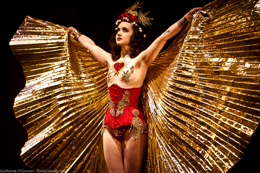 Review: World Burlesque Games: British Female Crown
