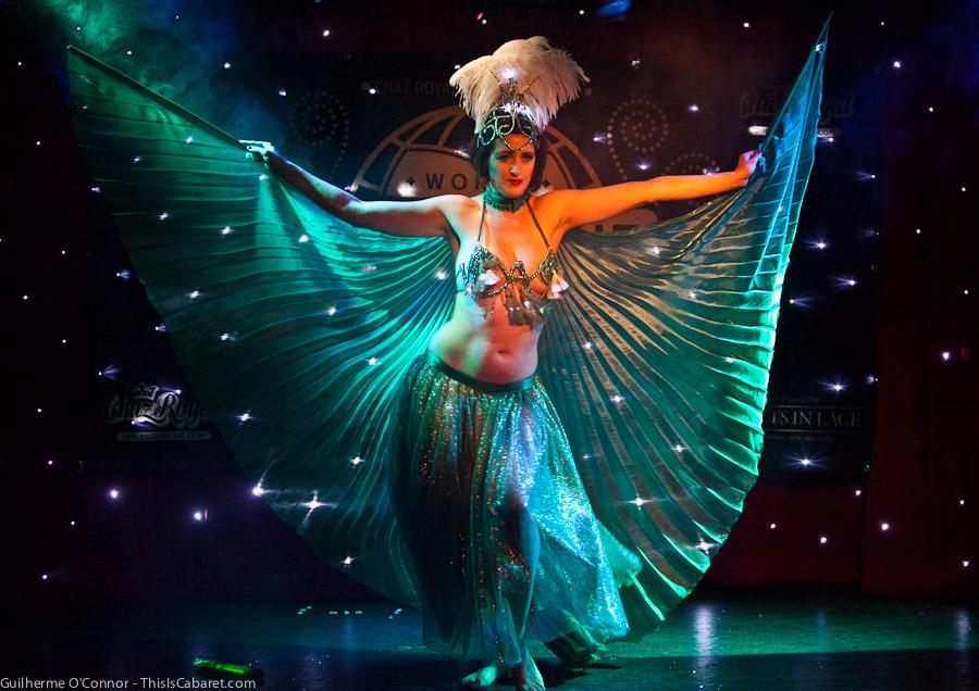In Pictures: World Burlesque Games: Opening Ceremonies