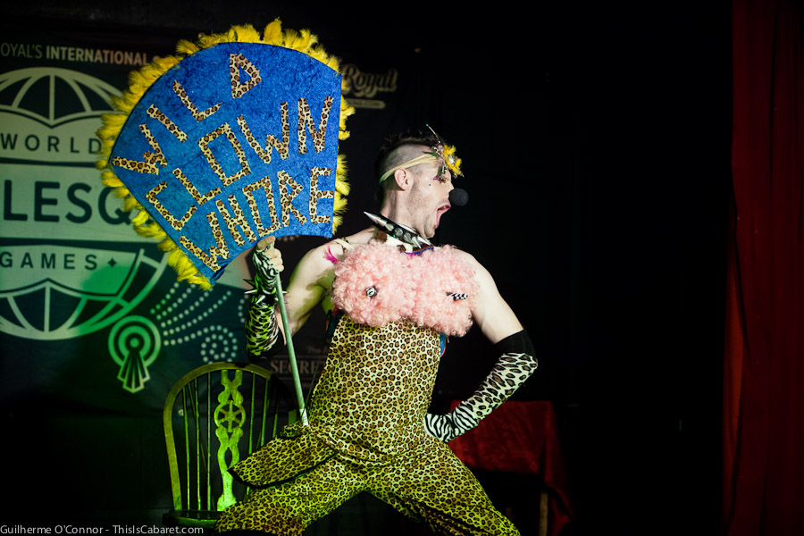 Review: World Burlesque Games: British & World Male Crown