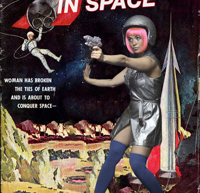 Bluestockings In Space: the Story Behind the Photo