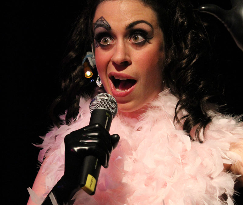 The Week in Cabaret: Art for Other Arts' Sakes