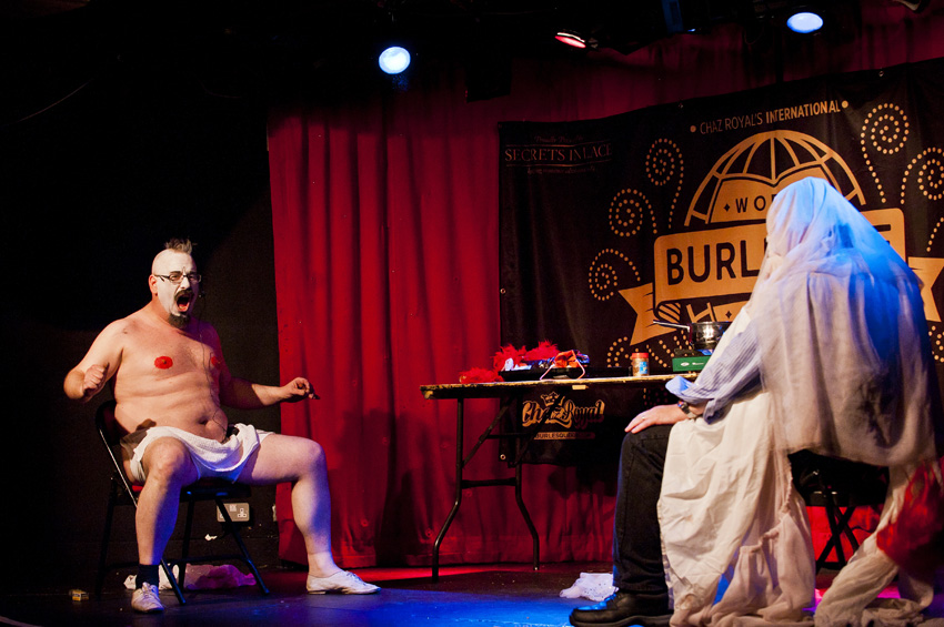 Review: World Burlesque Games: Twisted Crown