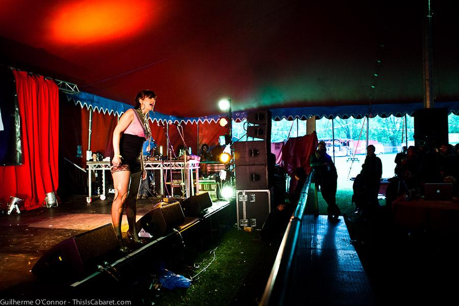 Kiki Kaboom - The Apple Cart Festival