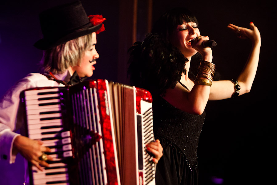 Review: EastEnd Cabaret
