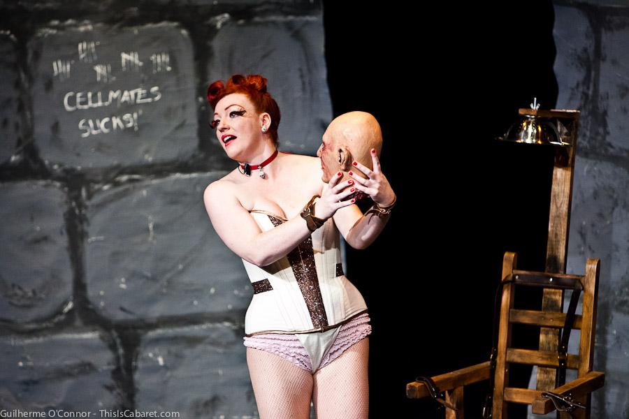 Crimson Skye Knows Where Cabaret Meets Theatre