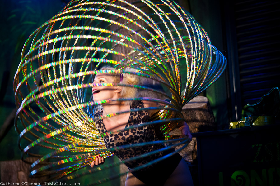 Review: London Zoo Lates' Twisted Cabaret