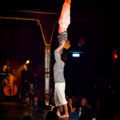 So and So Circus engage in a heavily acrobatic sailor fight at Boom Boom Club's Prospero's Tavern