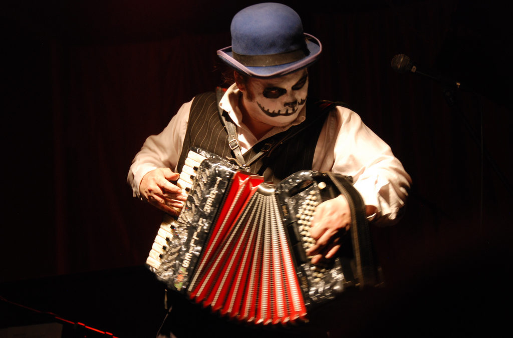 Win Tickets to See The Tiger Lillies' Martyn Jacques at the Soho Theatre
