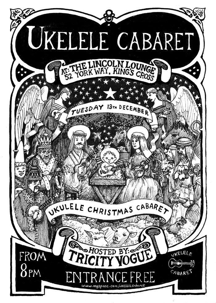 ukulelecabaret-tricityvogue-christmas