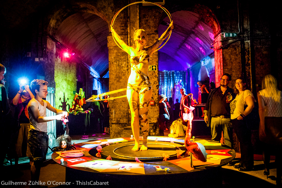 In Pictures: Carnesky's Tarot Drome