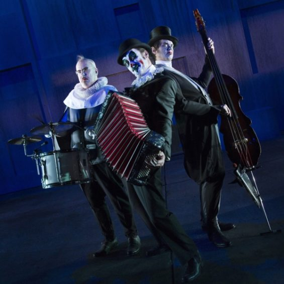 """Will The Tiger Lillies be taking on Richard III next? """"I have written lots of of songs about killing children."""""""