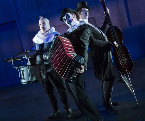 "Will The Tiger Lillies be taking on Richard III next? ""I have written lots of of songs about killing children."""