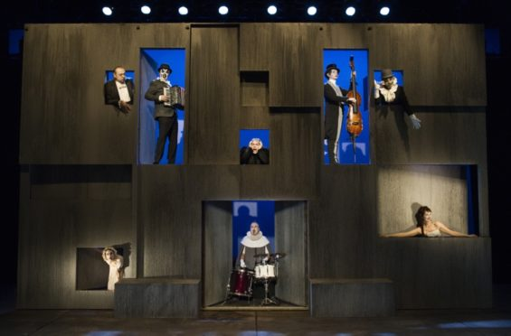 The Tiger Lillies' Hamet continues until Friday at the Southbank Centre