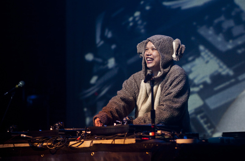 Review: Kid Koala: The Vinyl Vaudeville Show