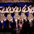Like every other La Rêve date, the final show started with a vintage dance routine by flapper combo The Bee's Knees