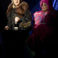 Comatose Beauty's writer Myra DuBois alongside co-star Holestar