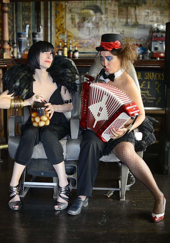 eastendcabaret-georgetavern-thirdbirthday-promo-2012