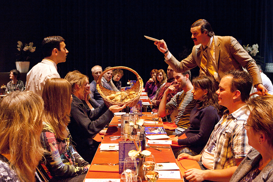 Review: Faulty Towers: the Dining Experience