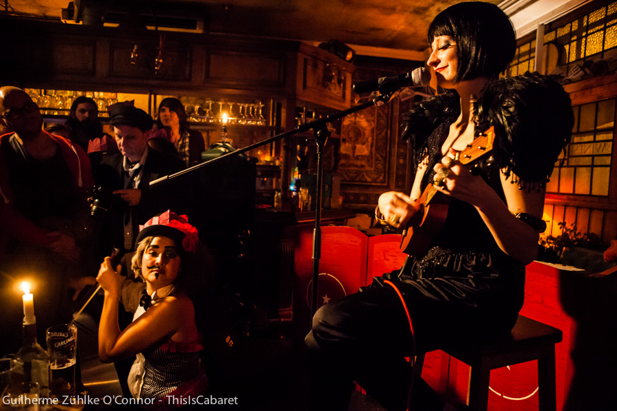 Say Hello, Wave Goodbye: Behind The Songs Of EastEnd Cabaret