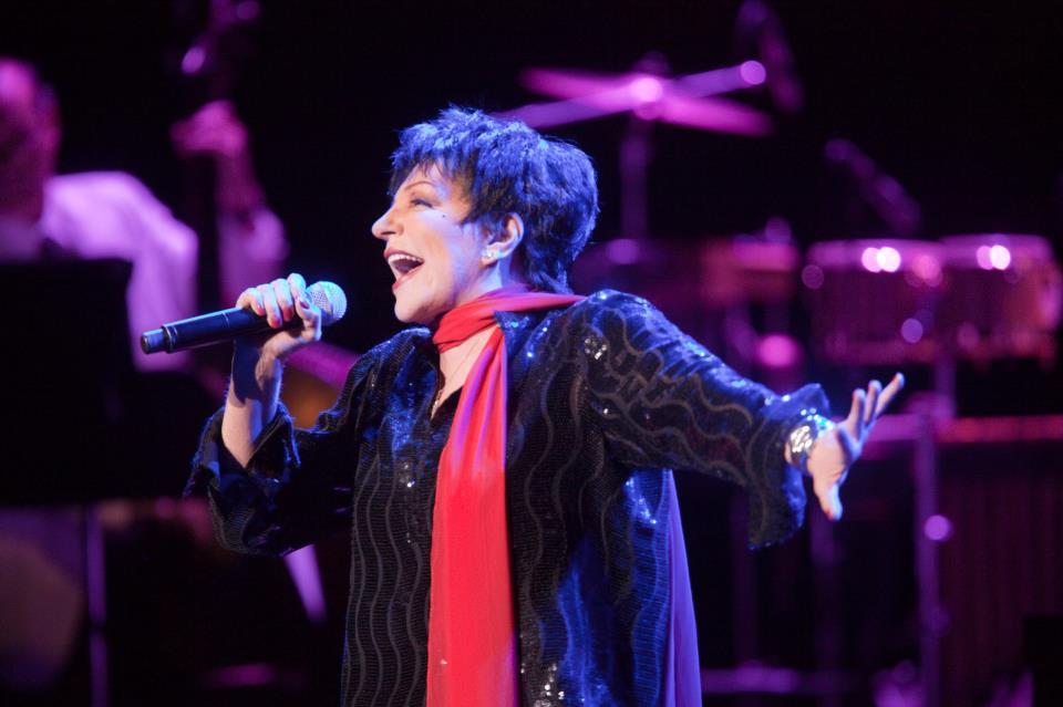Liza Minnelli Cancels UK Concerts