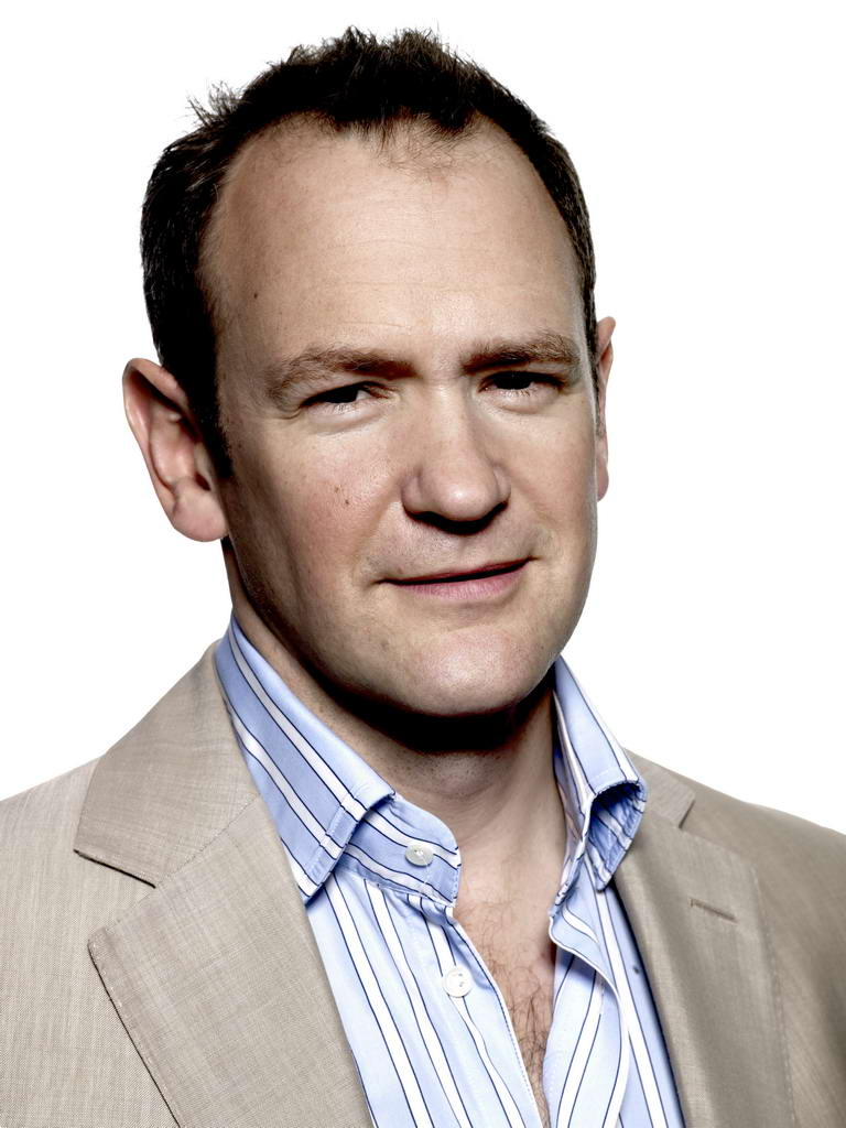 Interview Alexander Armstrong