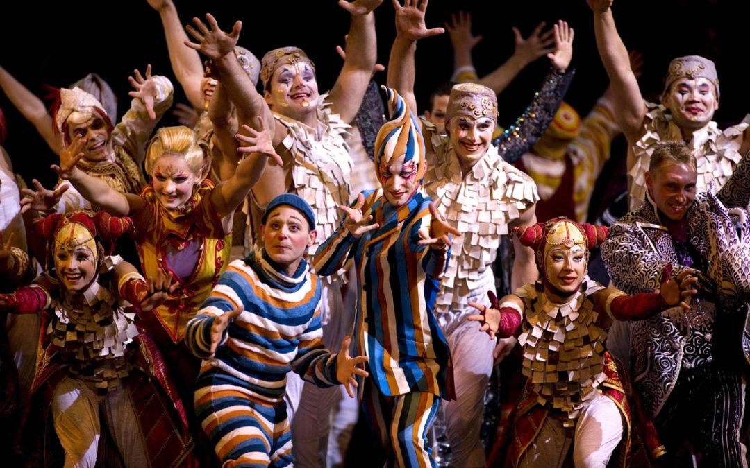 Review: Cirque du Soleil's Kooza