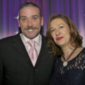 Royal Vauxhall Tavern's owner Jason Reid and programmer Catia Carico welcomed in the night's guests.