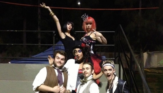 It takes two to make a thing go right: EastEnd Cabaret, Frisky and Mannish plus Morgan & West