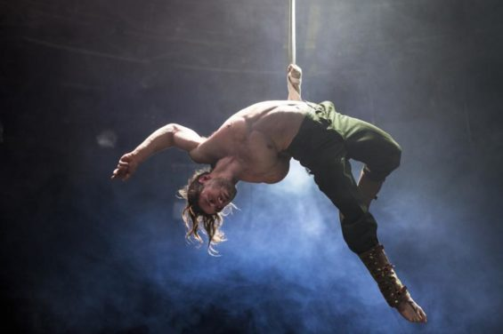 Bianco by No Fit Circus continues at their dedicated Big Top until 26 August.