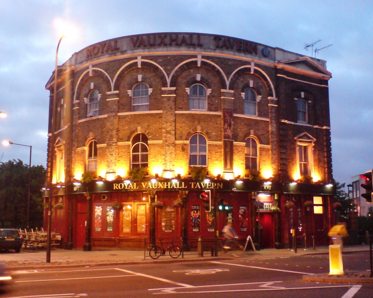 Hurrah! The Royal Vauxhall Tavern Is Now A Listed Building