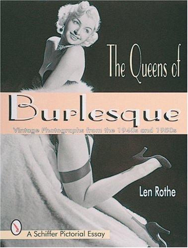 The Queens of Burlesque.
