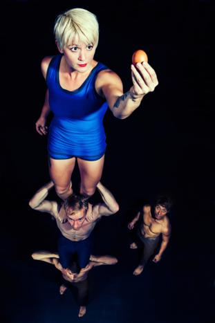 Casus will be performing Knee Deep at Assembly George Square until 26 August.