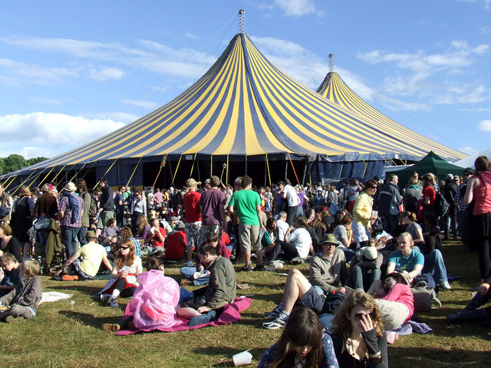 This yearu0027s Latitude festival runs from 18-21 July. & Outstanding In Their Field: Behind The Scenes Of Latitudeu0027s ...
