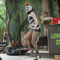 Josephine Shaker at Zoo Lates