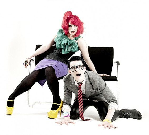 Frisky and Mannish take parody and mash up and turn it into a hilarious collision of musical styles