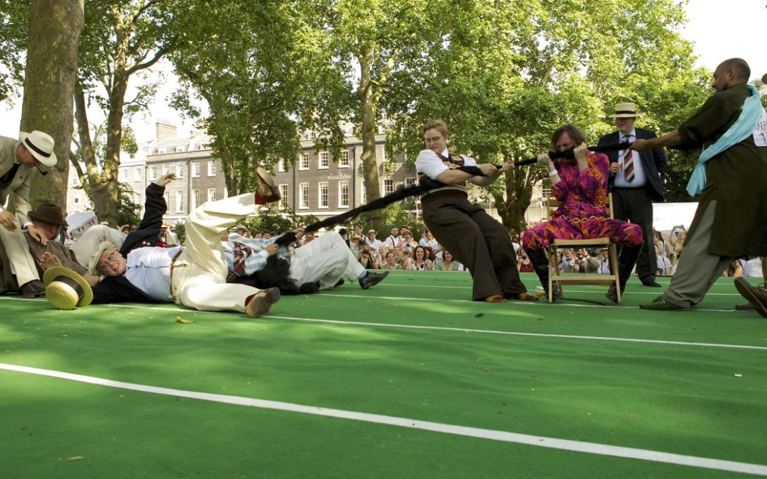 In Pictures: The Chap Olympiad 2013