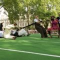 Tug Of Hair at the Chap Olympiad 2013