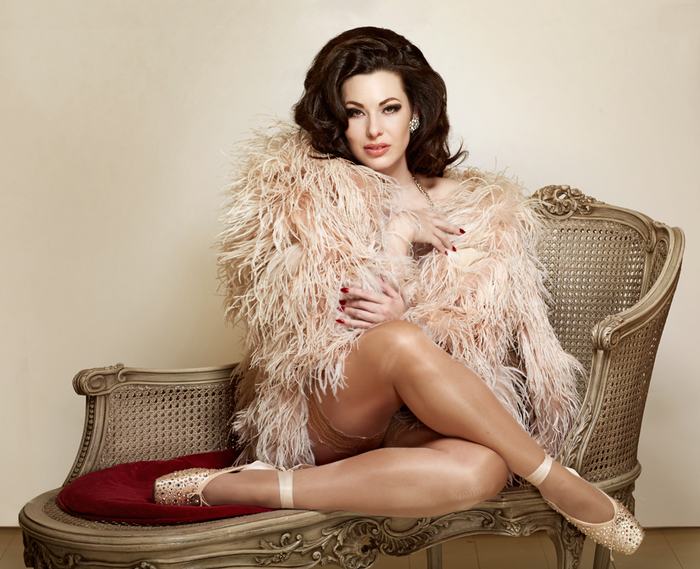 Burlesque Queen Immodesty Blaize Returns To The UK Next Month