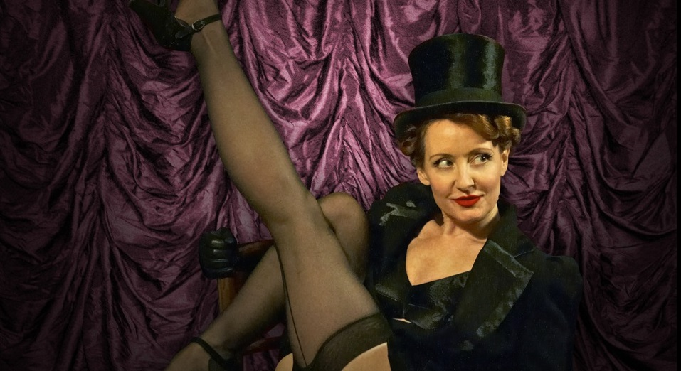"Amber Topaz: Cabaret Is ""The Core And The Pips"""