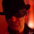 Audience member at Dark Circus