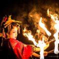 Yusura at Dark Circus